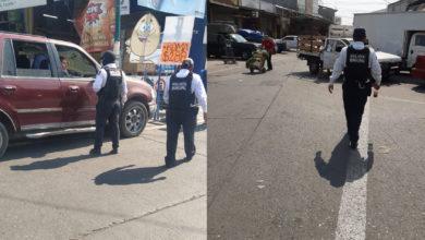 Photo of Polis De Morelia Vigilan Seguridad Vial En Mercado De Abastos