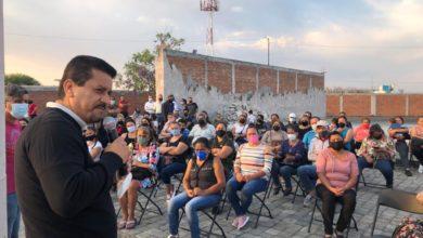 Photo of #Morelia Roberto Carlos Reúne A Ejército Ciudadano Del Distrito 10 Local