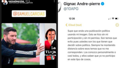 Photo of Estrella De Tigres Se Deslinda De Promoción De Candidato A Gober