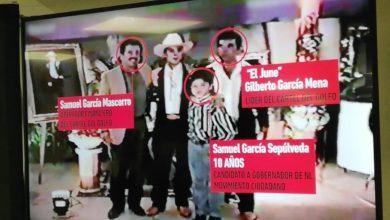 Photo of Contrincante De Samuel García Exhibe Video De Él Y Su Familia Con Líder Del Cártel Del Golfo