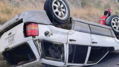 Photo of #Morelia Volcadura De Camioneta Deja Como Saldo 2 Heridos