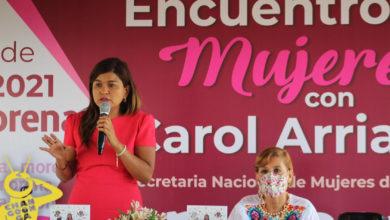Photo of Mujeres De MORENA Deben Defender A Félix Salgado Porque Es Una 'Cacería': Carol Arriaga