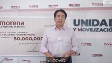 Photo of Los Narcos No Eligen A Los Candidatos En MORENA: Dirigente Nacional
