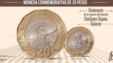 Photo of Así Es La Nueva Moneda Conmemorativa De 20 Varos