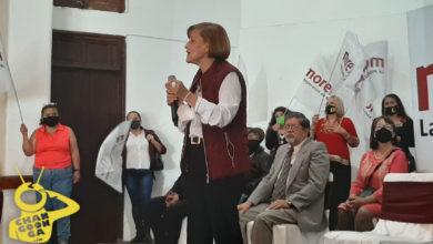 Photo of #Michoacán Senadora Piña NO Descarta Reemplazar A Morón