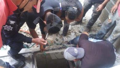 Photo of #Michoacán Bomberos Se Intoxican Tras Salvar A 6 Persona De Un Pozo De Agua
