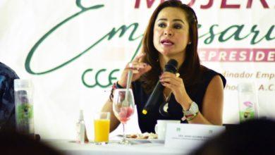Photo of #Morelia Marx Aguirre Se Compromete Con Empresarias Locales: Consolidará Apoyos