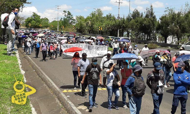 Atención! CNTE Paralizará Las Salidas De Morelia Este Lunes Desde Tempranito