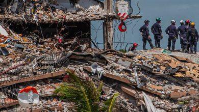 Miami- derrumbe de edificio